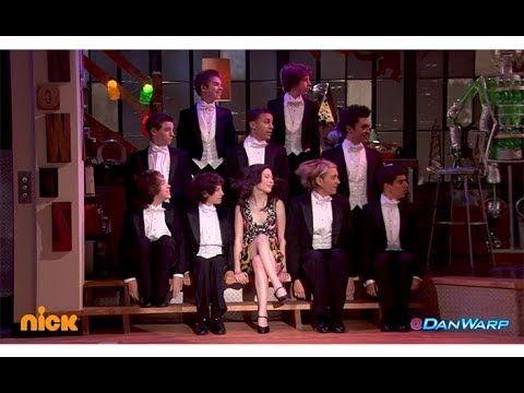 Carly's Dream Dance | iCarly | Dan Schneider