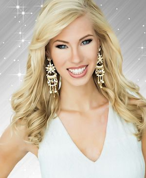 Miss Iowa 2013 - Nicole Kelly our QUEEN! Her platform the Power of One includes NubAbility Athletics Foundation, the Lucky Fin Project, I-CAN and Iowa Challenged Athletes. She is one dynamic, tough, & gorgeous chick!