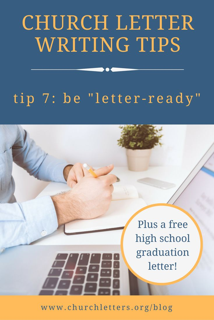 Click through for Tip 7 in a series of 13 Church Letter Writing Tips. These tips will help you as a Pastor or church administrator as you communicate with visitors and church attenders!  Plus, each tip also includes a free template letter that you can copy and paste to use for yourself!