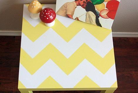 Tutorial cómo pintar una mesa Lack