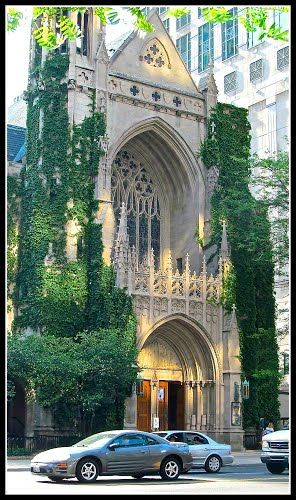 Fourth Presbyterian Church of #Chicago | #Luxury #Travel Gateway VIPsAccess.com My old Church in Chicago...Remember the day school Son?