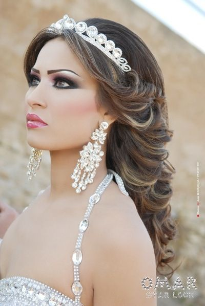 22 Best Arab Bridal Makeup Images On Pinterest