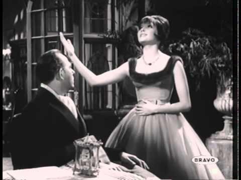 "Anna Karina dancing & singing / ""She'll have to go"" (Robert Asher - 1962)"