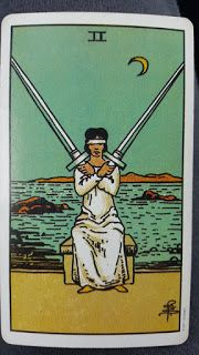 Tarot Tuesday: Are You Avoiding a Challenge?  Story - http://ghostsandspiritsinsights.blogspot.com/2017/05/tarot-tuesday-are-you-avoiding-challenge.html