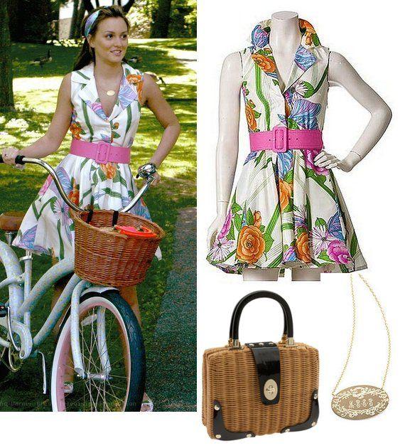 Blair Waldorf - Summer DressSummer Dresses, Girls Generation, Adorable Dresses, Girls Next Doors, Clothing, Dresses Skirts, Gossip Girls Fashion, Gossip Girl Fashion, Fashion Aholic