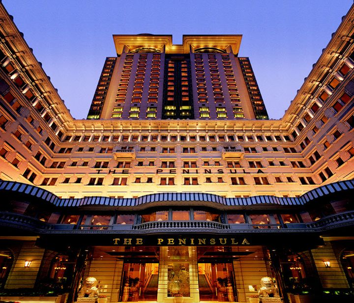 Lolli e Memmoli Ugolino circular. The Peninsula Hotel - Hong Kong http://www.lollimemmoli.it/