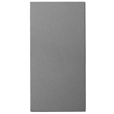 Owens Corning Acoustic, Sound Absorbing Wall Panels 24 in. x 48 in. Rectangle in Grey (2-Pack)-02512 at The Home Depot