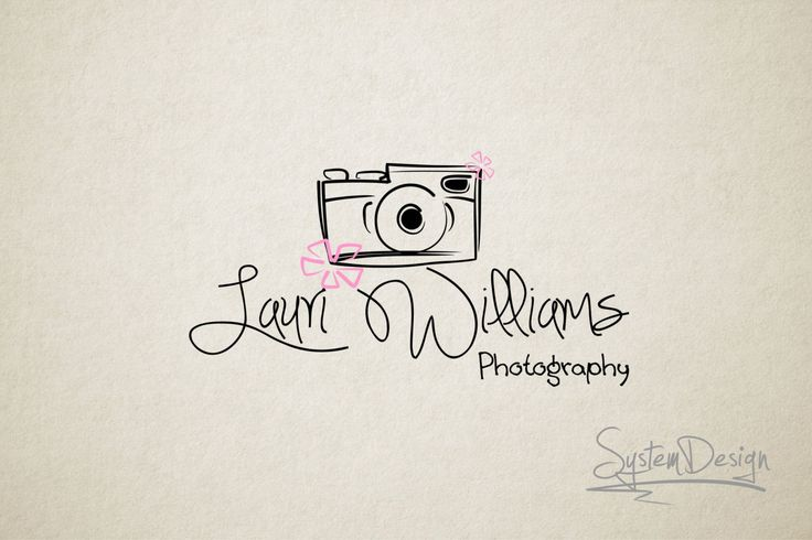 Premade logo and Photography logo  Watermark by SystemDesign, $8.00