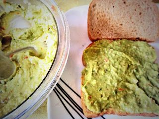 Copycat Jimmy John's avocado spread