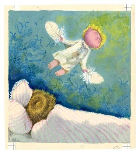 Angel - Jiří Trnka