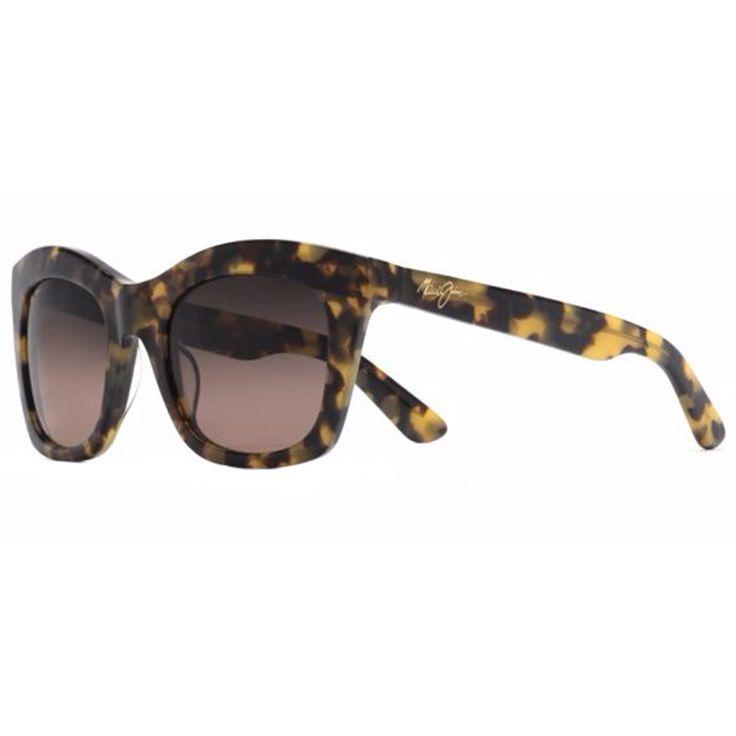 Women's Maui Jim Coco Palms Tortoise Sunglasses