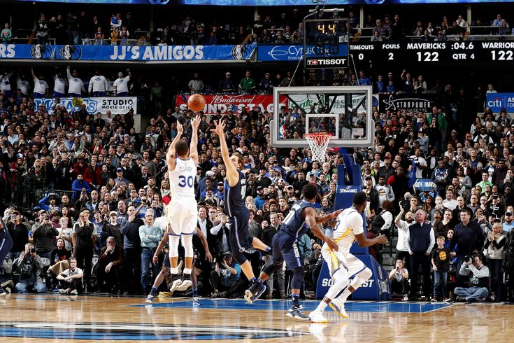 ◼️ The clock in zeros and the ball in the hands of Stephen Curry ... And that's how the Golden State Warriors won at the home of the ...