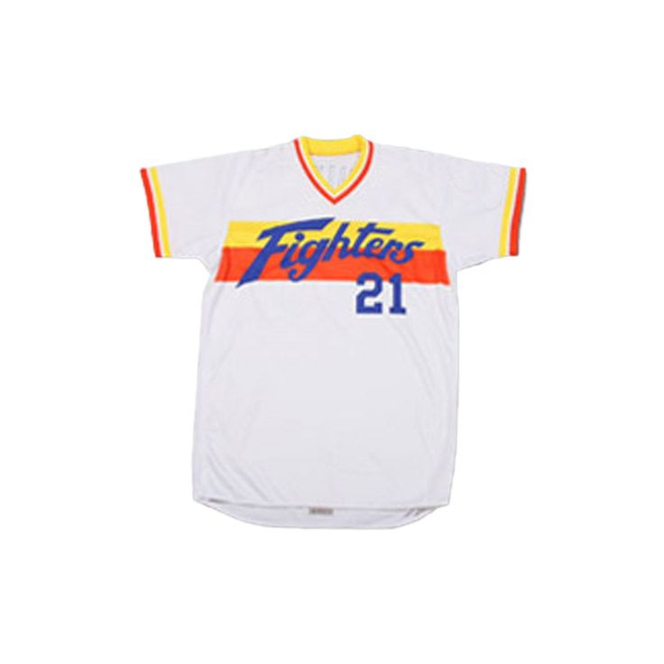Interested to buy Yukihiro Nishizaki 21 Hokkaido Nippon-Ham Fighters Custom Made Baseball Jersey ? Come and Visit http://laroojersey.com/baseball/Yukihiro-Nishizaki-21-Hokkaido-Nippon-Ham-Fighters-Custom-Made-Baseball-Jersey