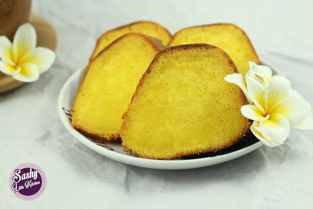 Sashy Little Kitchen: Cake Tape Keju (ala Pak Sahak)