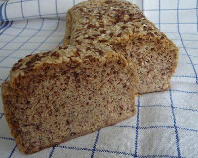 """Reformnasik: Paleo """"kenyér"""""""