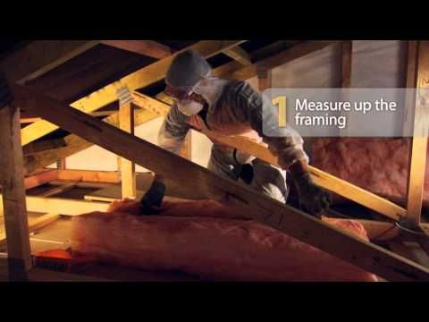 How to Install Ceiling Insulation | Mitre 10 Easy As