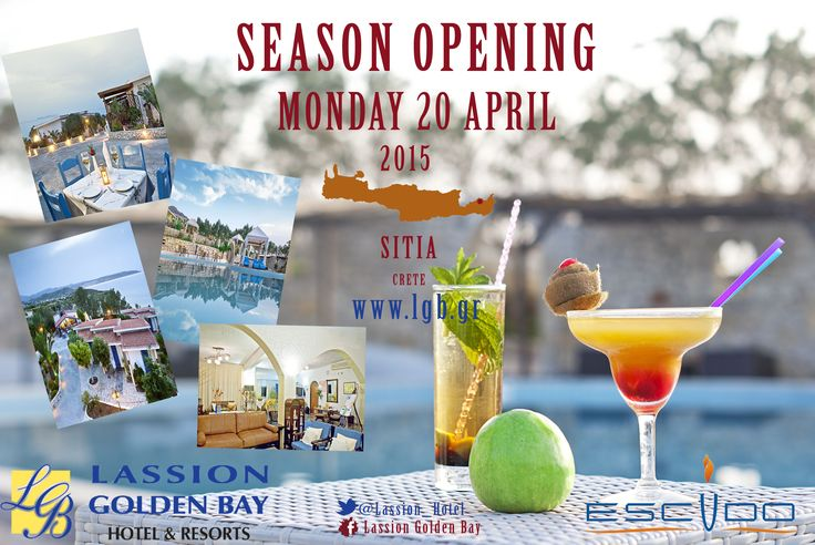 2015 season opening!! #Sitia #Crete #Greece