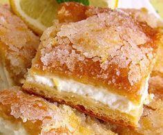 лимонный пирог рецепт