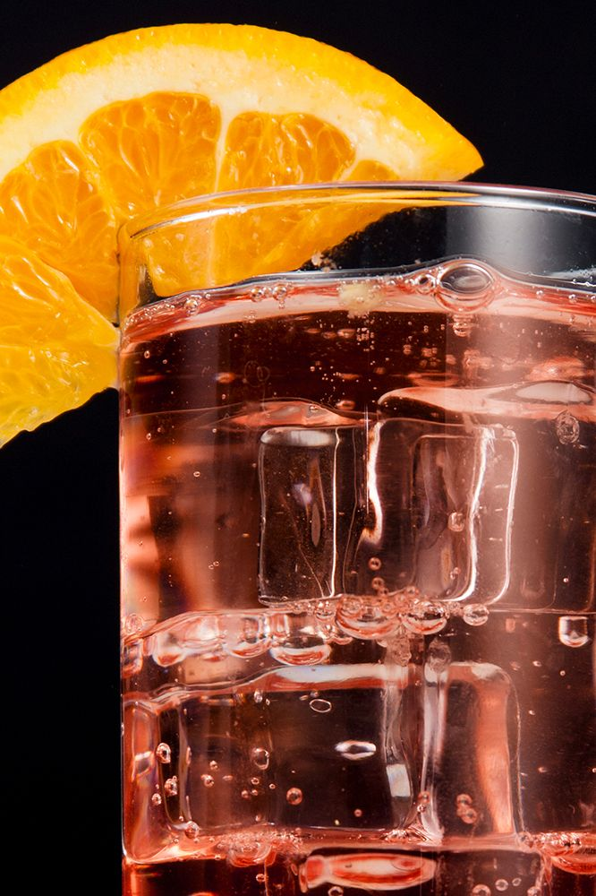 Bring you Long Island to Long Beach with a little cranberry. It's the same great mixed drink, just a little fruitier.