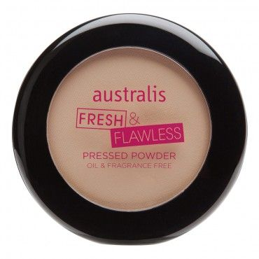 Australis Fresh & Flawless Pressed Powder 12 g