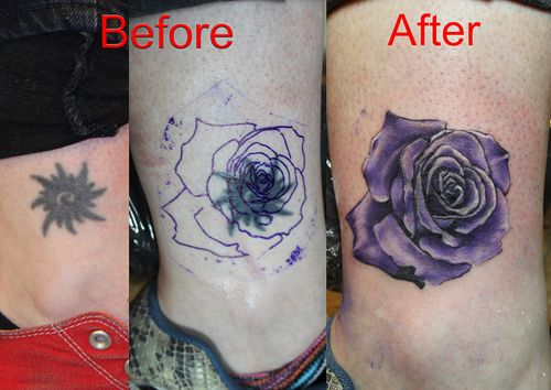 Best Cover Up Tattoo Ideas For Women Meaningful Tattoos