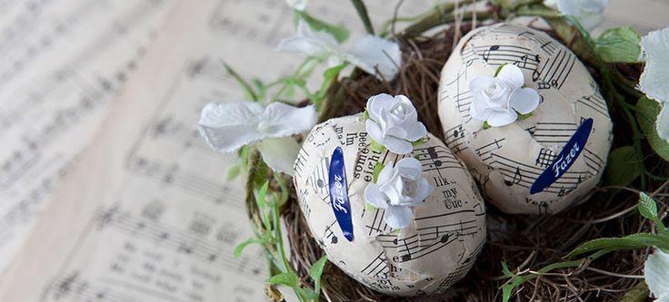 koristellut pääsiäismunat - Google-haku