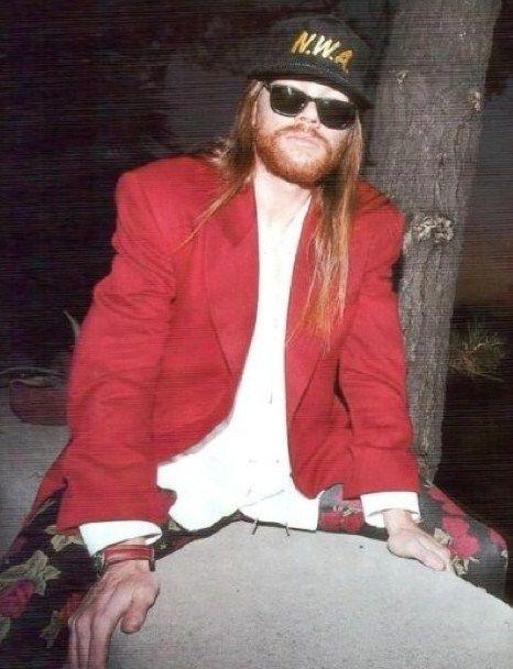 Guns N' Roses & NWA Tour