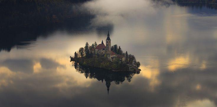 Floating Island by Jure Batagelj on 500px