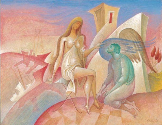 Eros by George Kordis
