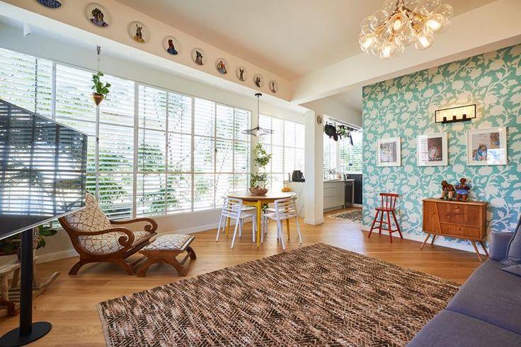 Остров Здравомыслия: Квартира Тель-Авив цвета личная подпись |  Строительство и жилье