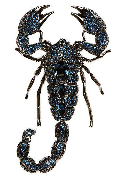 Scorpion by Giorgio Armani S / S 2011