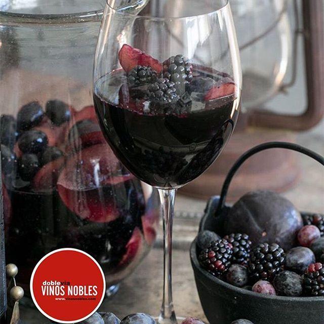 Nuestros viñedos #Lambrusco les llevan hasta sus mesas las mejores cepas italianas. #VinosNobles
