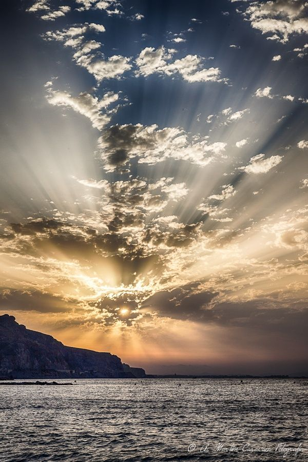 Amazing Snaps: Sunrise in Almeria, Spain | See more