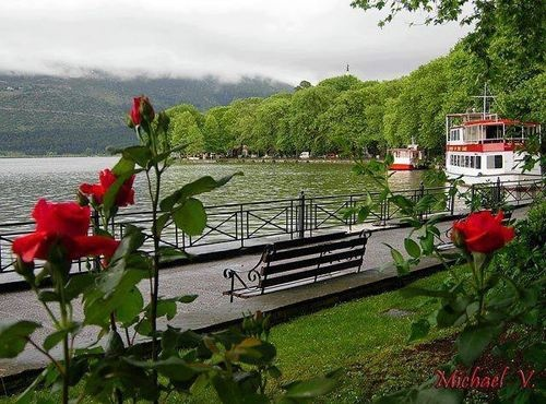 Ioannina lake http://www.anesisrooms.gr/en/accommodation