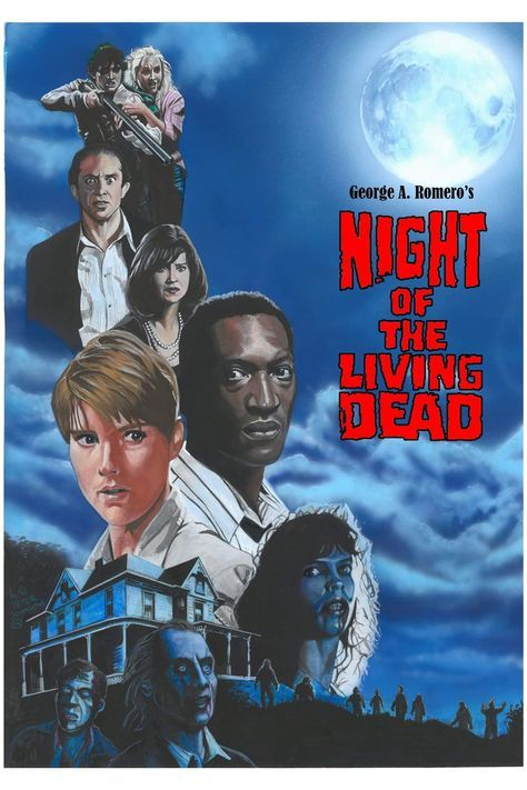 Night of the Living Dead (1990) by Peter Johnson