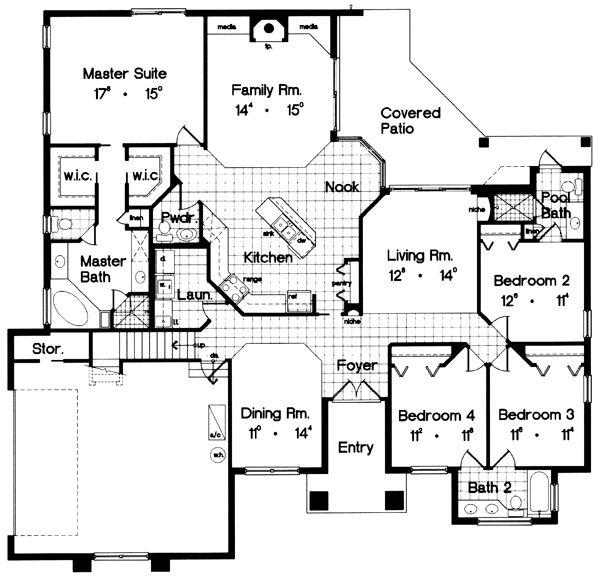 Foyer Closet Crossword : Best floor plan pieces only images on pinterest