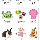 Vowel & Digraph Sound Posters. I love this collection. Print it as a booklet for the child to read alone and/or print it as posters to display as you talk about new sounds.