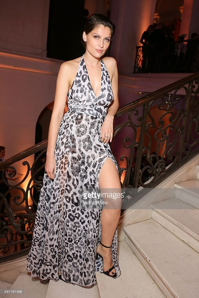 Photo d'actualité : Laetitia Casta attends Vogue 95th Anniversary...