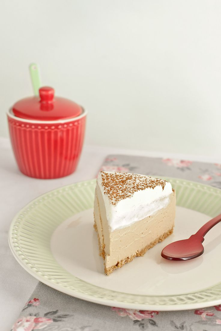 Cheesecake capuchino (sin horno) (María Lunarillos)