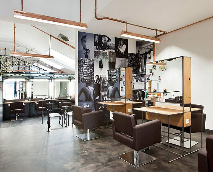Mogeen Hair Salon Amsterdam 07 Hairschool By Dirk Van Berkel