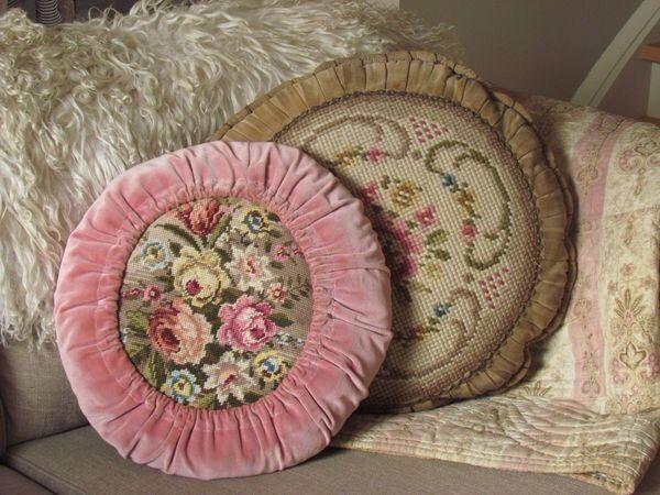 Antique pillows~