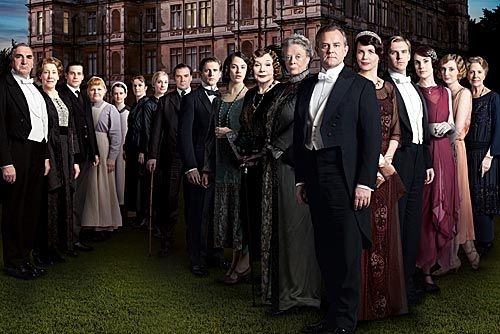 "Downton Abbey is back!!! Catch up with all things ""Downton Abbey"" in 5-minute speed recap of first two seasons"