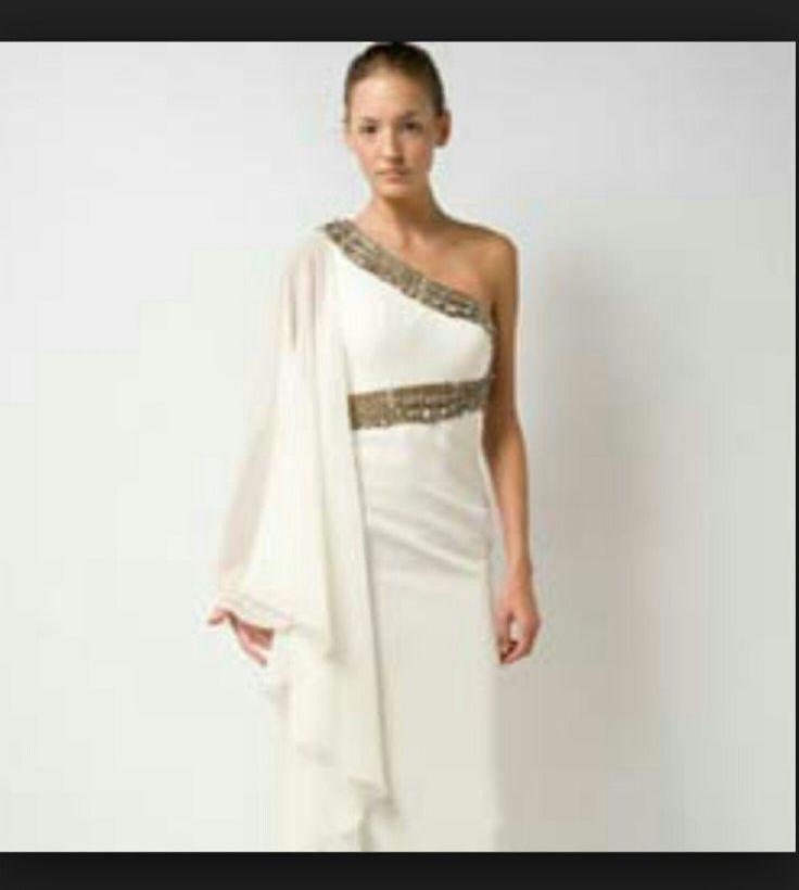 30 besten Greek -Styled Wedding Dresses (Anniversary Vow Renewal ...