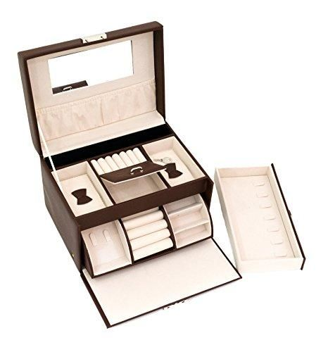 23 best Jewelry Cases images on Pinterest Jewelry case Jewelry
