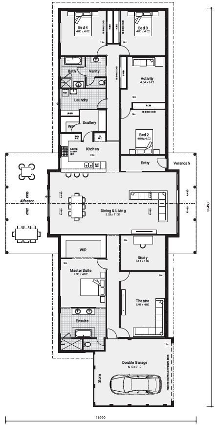 1818 best floor plans images on pinterest floor plans 35x60 house plans