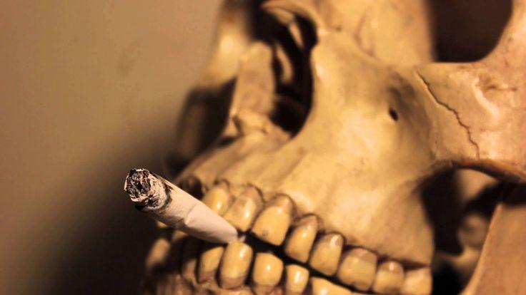 Mathieu Poirier - Les fumeurs