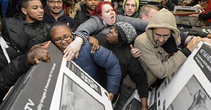 """5 Facts About Black Friday 'Deals' Stores Hope You'll Never See : """"They spent three times as much for something than if they would have bought it three weeks earlier."""""""