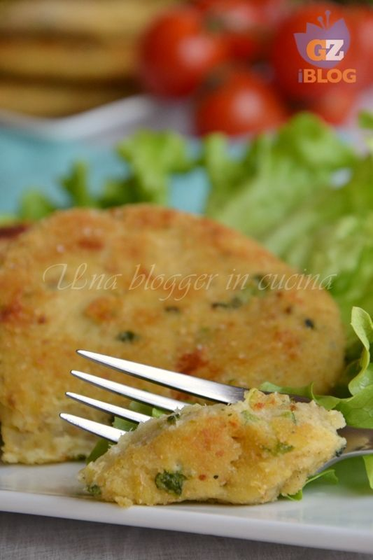 hamburger di patate e zucchine (2)