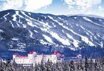 Ski and Snowboard at Bretton Woods Ski Resort, New Hampshire  Mount Washington Hotel