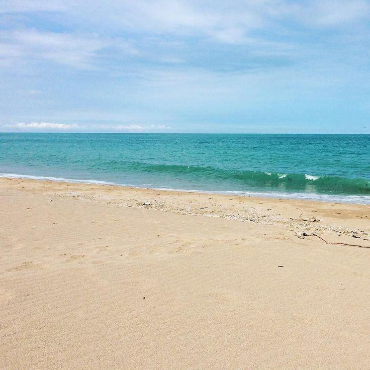 Pa mare.  #seaside #weekend #saditsoveralready